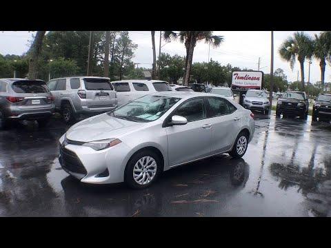 2019 Toyota Corolla Gainesville, Ocala, Lake City, Jacksonville, St Augustine, FL 9100