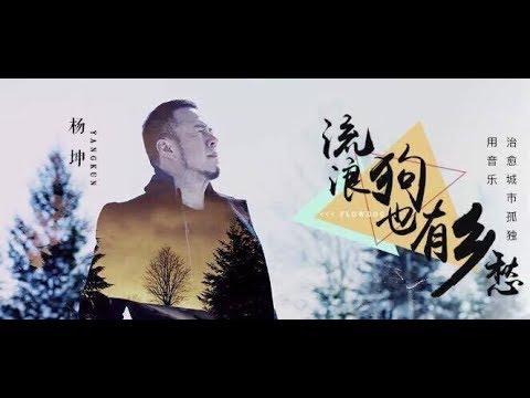 楊坤新專輯《孤獨頌》首波主打《流浪狗也有鄉愁》MV花絮曝光,將在8月24日全球首播
