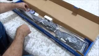 Unboxing INÉDITO - Carabina de pressão WEBLEY REBEL