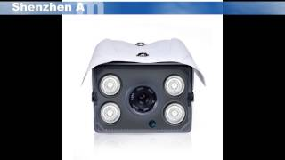 2MP AHD Camera 1080P with 4pcs powerful IR array LEDs,outdoor bullet 1080p ahd camera