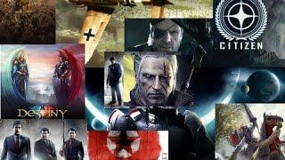 """ТОП-10: самых ожидаемых игр 2015 """"игро трейлеры"""""""