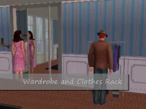 Sims 2 Apartment Life: New Object Compilation