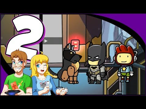 Scribblenauts Mega Pack Walkthrough and Guide Part 1 to 2