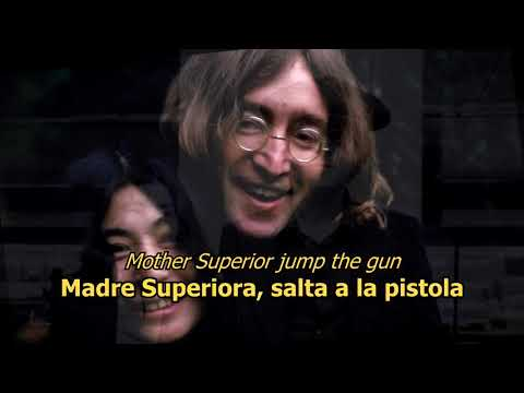 Клип The Beatles - Happiness Is a Warm Gun