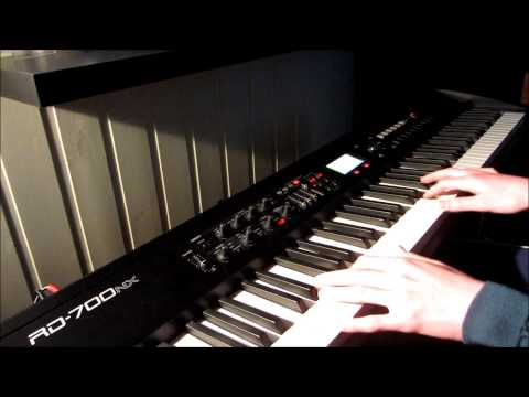 John Murphy - Adagio in D Minor (piano cover)