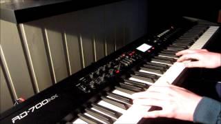 John Murphy - Adagio in D Minor (piano cover)