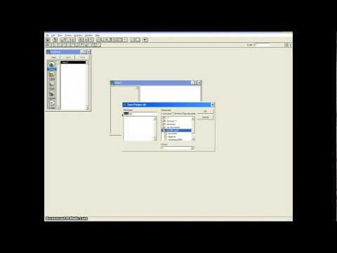 Arcview 3.3 tutorial #6 -  Saving   Working Directory