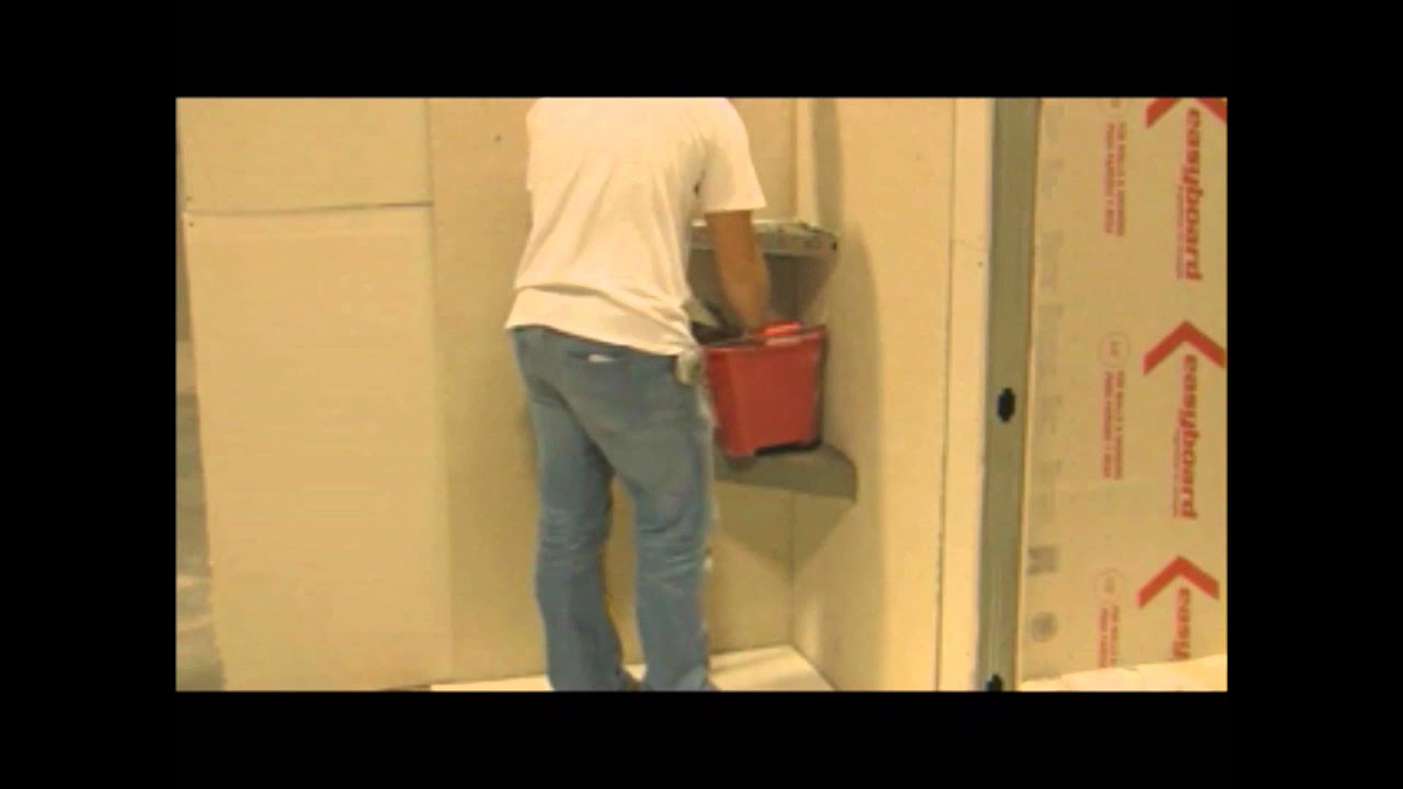 Better Bench Shower bench how to Install - YouTube