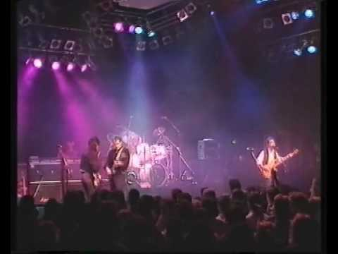 Cutting Crew - Scattering (live)