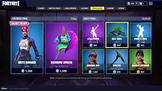 - fortnite item shop may 7