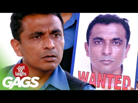 WANTED: Police Officer - JFL Gags Asia Edition