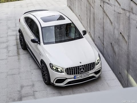2018 Mercedes Amg Glc 63 Coupe Price Specifications Youtube
