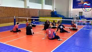 тренимвместе с мужской сборной России по волейболу сидя