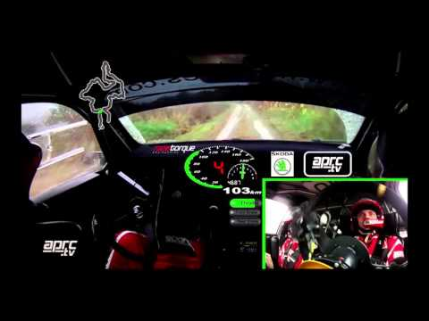 APRC China: Pontus Tidemand onboard