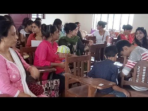 Kalamilan meeting at ismail national college