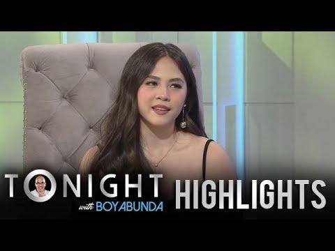TWBA: Janella's thoughts on Liza Soberano's love advice for her