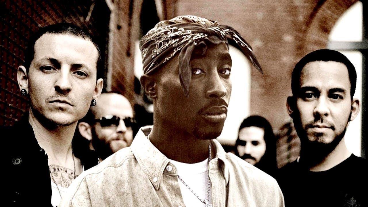 2Pac ft  Eminem & Linkin Park - In The End (RIP Chester Bennington) (2019)