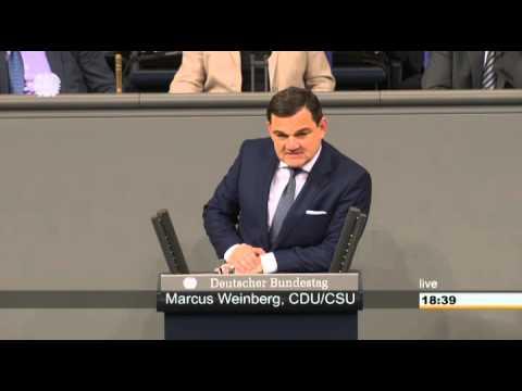 """Marcus Weinberg Rede am 14.01.16: """"Stärkung"""" der Rechte von Prostituierten"""