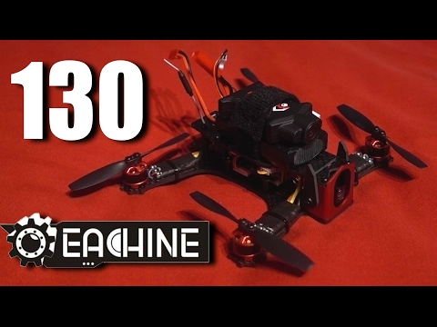Eachine Racer 130 With HD Cam