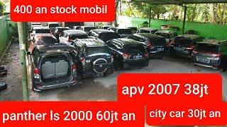 16 06 2021 stock 400 unit an update mobil bekas yg baru datang