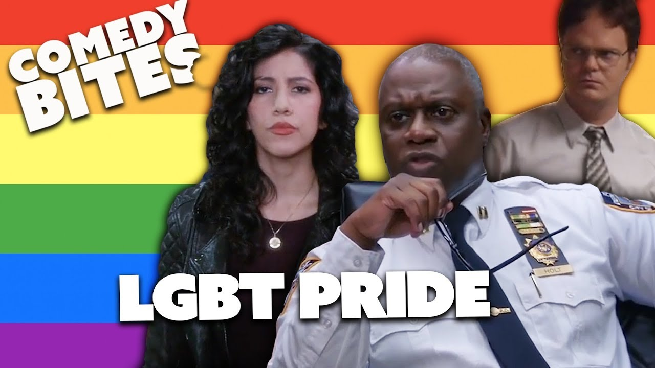 Funniest LGBT Pride Moments   Comedy Bites
