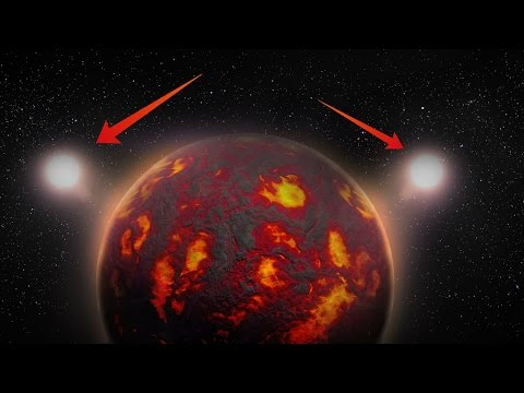 STRANGEST Planets In Space!