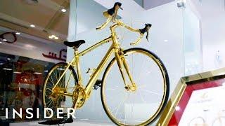 Bike Made With 24-Karat Gold