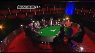 Late Night Poker 2008 - Ep 01 - Celeb Special 1/5