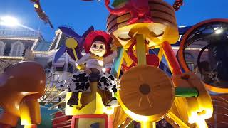 Parade du soir Disneyland Paris