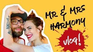 MR & MRS HARMONY VLOG: #1 TEN Z WYPRAWĄ DO GALERII MOKOTÓW