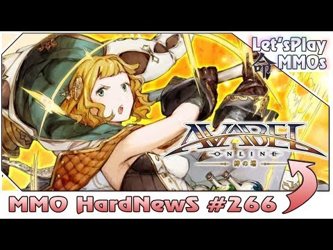 Avabel Online Nos Consoles E PC! - MMO HardNewS #266