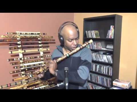 C Major Bamboo Flute Solo