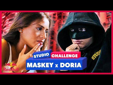 Youtube: Une prod DRILL de MASKEY pour déter DORIA – Red Bull Studio Challenge #12