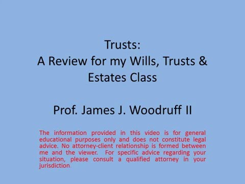Trusts Review