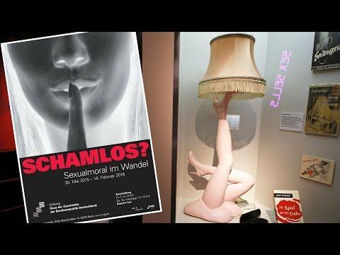 """""""Schamlos? Sexualmoral im Wandel"""" Wechselausstellung Haus der Geschichte Bonn"""