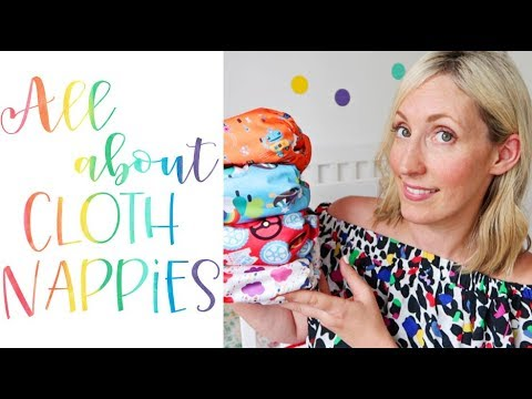 CLOTH NAPPIES - The What, Why And How Of Us Starting Out With Reusable Nappies