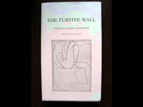 Poet Daniel Haberman at the Ingber Gallery, NYC (12/19/1984)