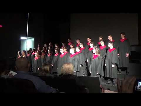 Chorale  You Will Be Found Intro   Spring Concert 2019
