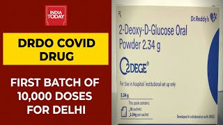 DRDO Anti-Covid Drug Launched, Is This The Wonder Drug India Has Been Waiting For?