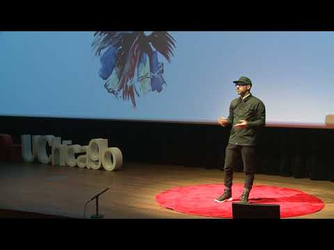 Why We Build in a Cipher: HipHop in the civic sphere  Kevin Coval  TEDxUChicago