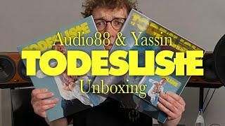 TODESLISTE Album Unboxing - Audio88 & Yassin