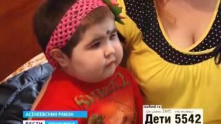 Лилиана Шангареева, 5 лет, хронический гломерулонефрит (воспаление почек), требуется лекарство