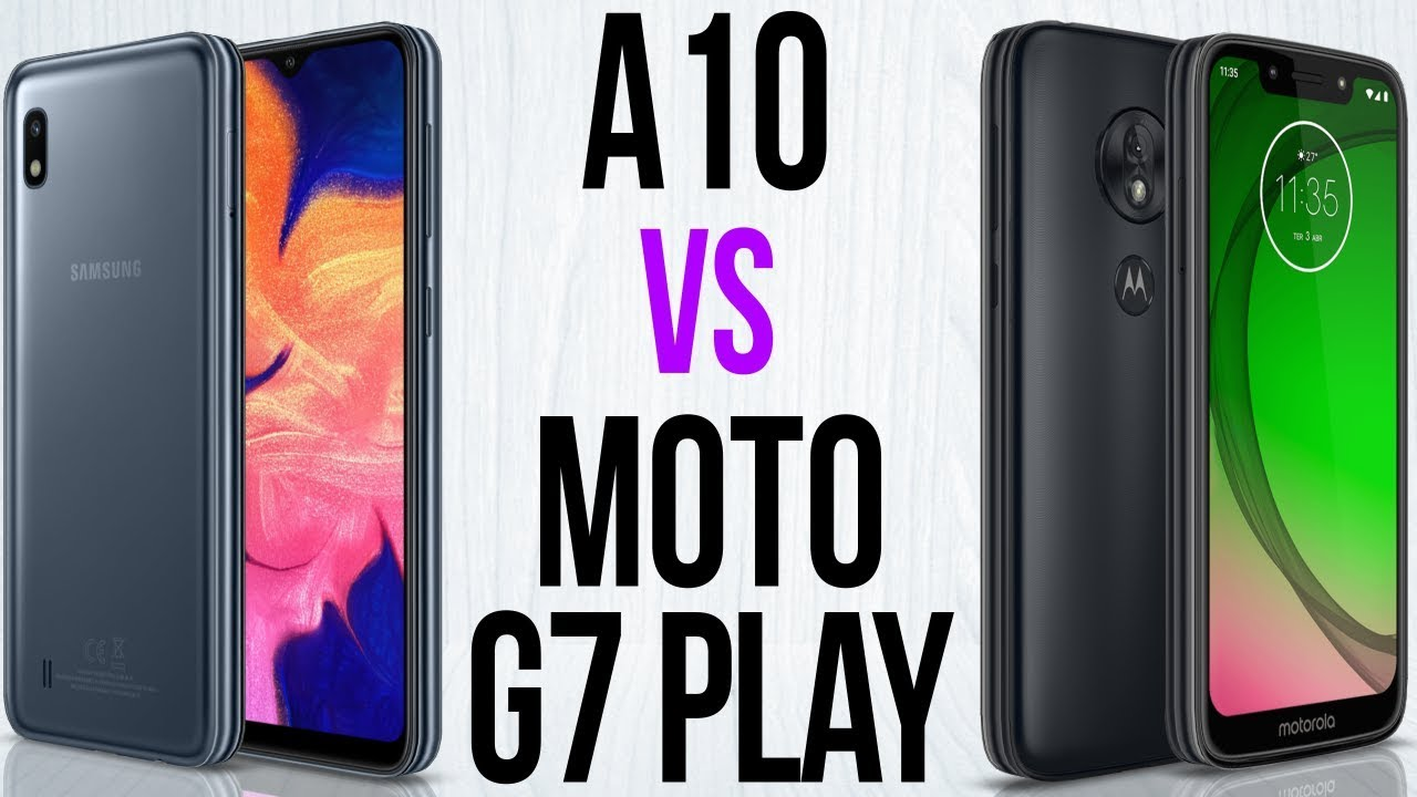 Motorola g7 play preço