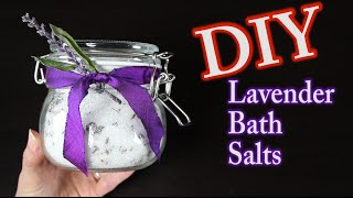Gambar cover DIY Bath Salts For Mother's Day Gifts