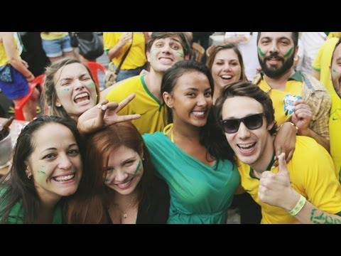 The Party Rages On In Brazil | Hyundai FIFA World Cup™ Taxi