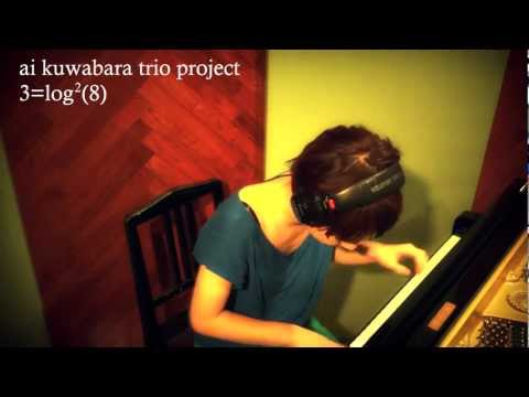 3=log²(8) / ai kuwabara trio project