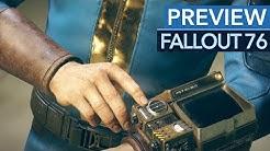 Unser Fazit nach 3 Stunden mit Fallout 76