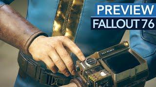 Fallout 76 Preview - Fazit nach drei Stunden Gameplay