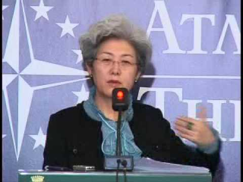 Fu Ying, Vice Minister of Foreign Affairs of China