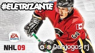 NHL 09 Gameplay Eletrizante
